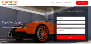 EuroPro Auto Repairing ( Automotive service )