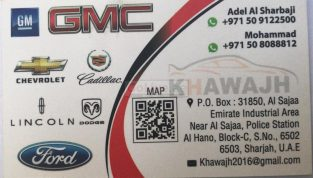 Khawajh Used Parts TR LLC ( Sharjah Used Parts Market)