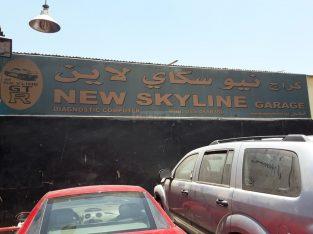New Sky Line Garage