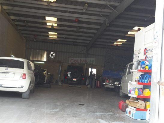 Al Jubail Garage