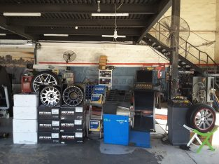Future Tyres Trading