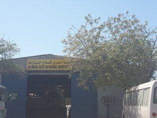 Al Huraiz Car Repairing Workshop