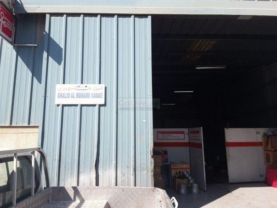 Khalid Al Muhairi Garage
