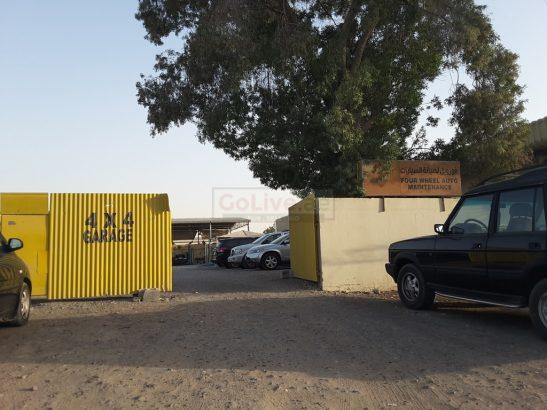 4×4 Garage ( Dubai Best Auto Garage )