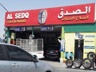 Al Sedq Tyres Repairing