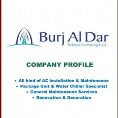 Maintenace Air condition/ General/ AMC