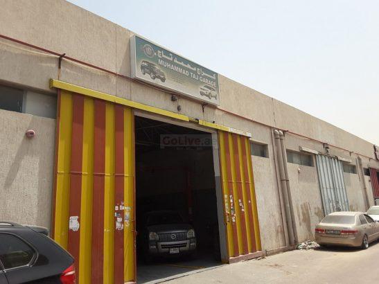 Muhammad Taj Garage