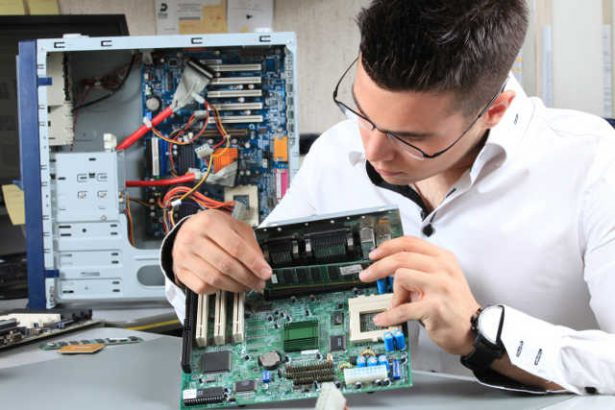 Computer service and troubleshooting solutions