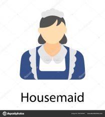 Malayalai House maid part time own visa in Karama