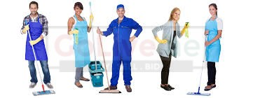 Cleaning service /