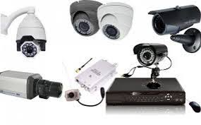 INSTALLATION / CCTV / CAMERA'S / ALL TYPE