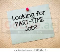 Looking for part time job in al nahada 2