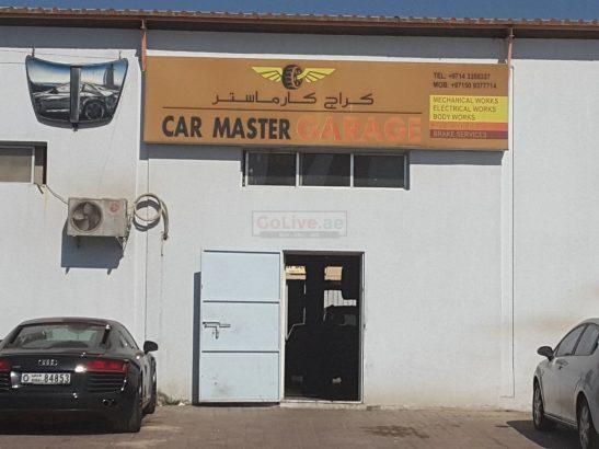 Car Master Garage