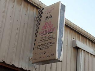 Pit Stop Garage