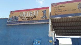 Ararat Auto Repairing Workshop