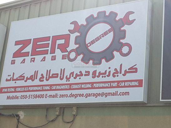 Zero Degree Auto Repairing Garage