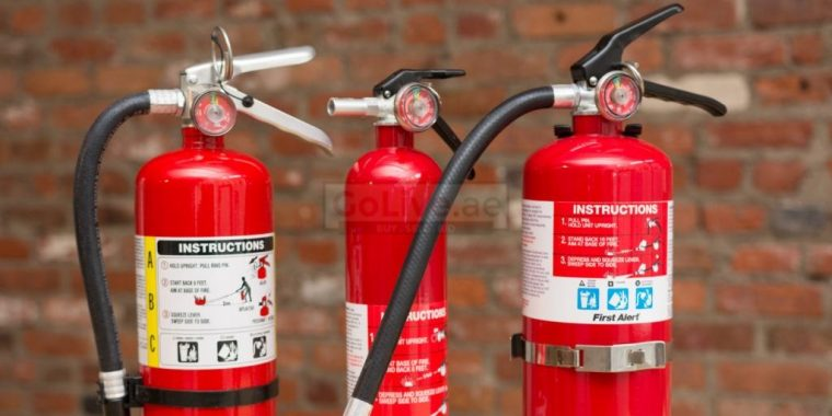 Fire cylinders for selling / maintaining