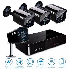 CCTV Cameras |Setup and Installation with mobile App