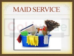Part time maid available