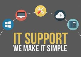 IT SUPPORT | PABX | CCTV | SERVER | NETWORKING
