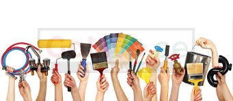 PAINTING WORKS /LABOR CAMP/FULL BUILDING /VILLA PAINTING