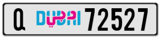 Number Plates –
