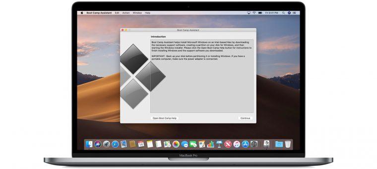 mac book software installing
