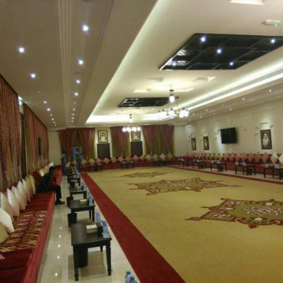 gypsum ceiling partition painting and electric
