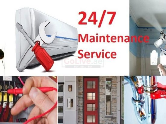 MEP Installation and Maintenance Services in Dubai