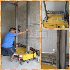 WALL PLASTER MACHINE FOR RENT