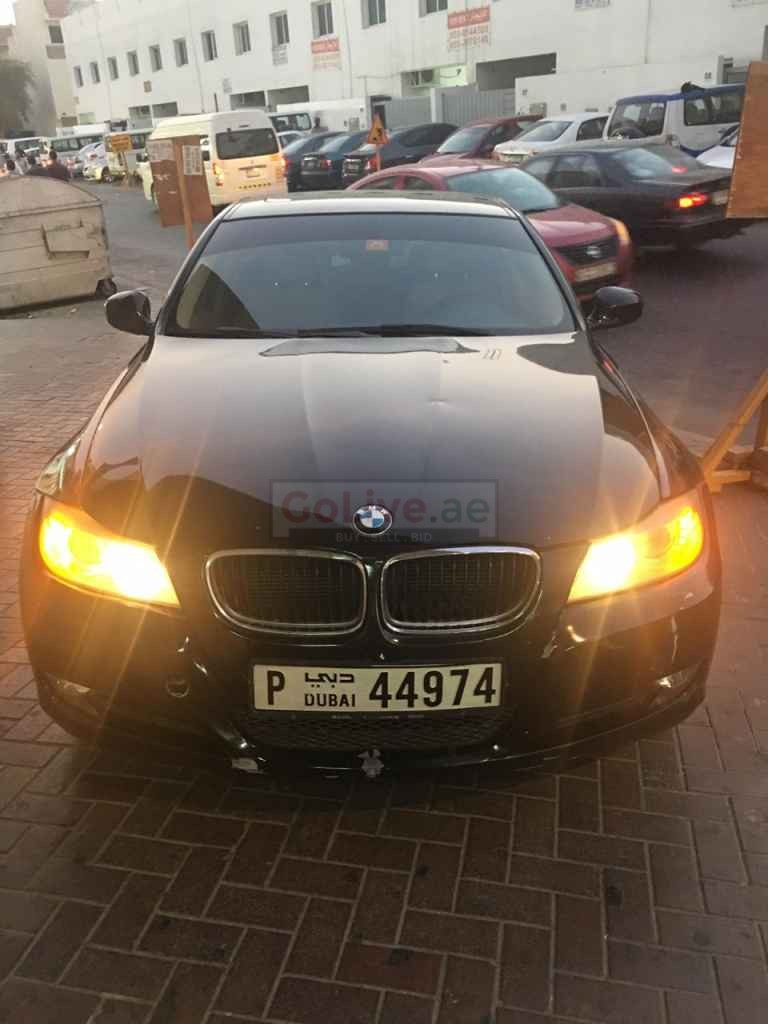 Bmw 316i 2012 model for sale – GoLive ae UAE Classifieds