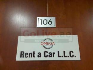 Omega Rent A Car