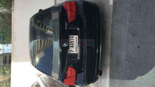 Bmw 316i 2012 model for sale
