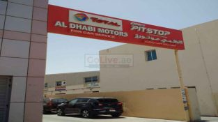 Al Dhabi Motors