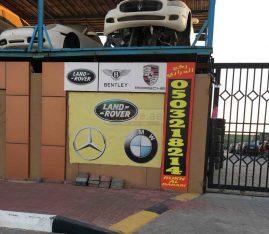 Rukn Al Darari Used Auto Parts TR LLC ( Sharjah Used Auto Parts Market )