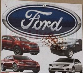 Ford Used Parts Trading ( Sharjah Used Auto Parts Market )