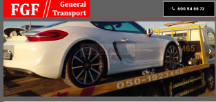 FGF Recovery Transport