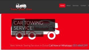 Towing Service Dubai