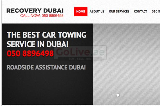 Recovery Dubai