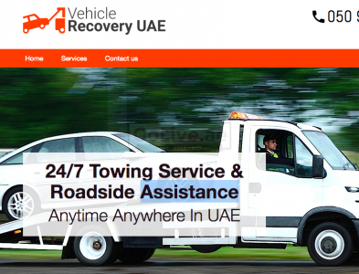 Vehicle Recovery UAE