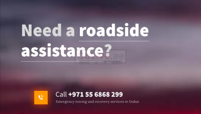 Towing Services Dubai