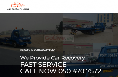 Dubai Towing Services