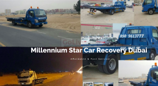 Millennium Star Car Recovery Dubai