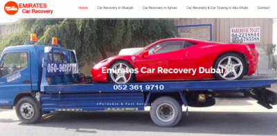 Emirates Car Recovery