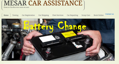 Mesar Car Assistance