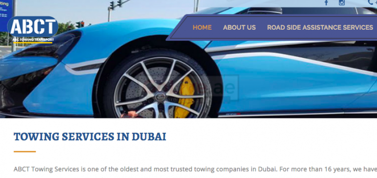 TOWING SERVICES IN DUBAI
