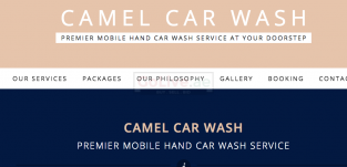 Camel Car Wash