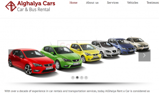 Al Ghalya Car and Bus Rental (Car Rental Services)