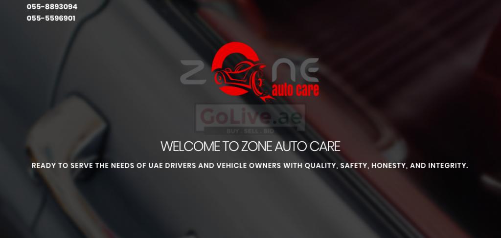 Zone Auto Care – GoLive ae UAE Classifieds
