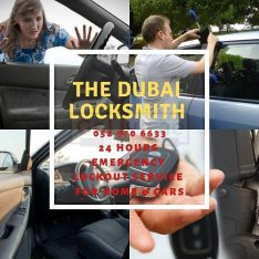 Best Locksmith Service in Dubai 052 570 6633